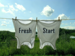 Fertility – Fresh Starts!