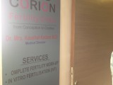 corion sign